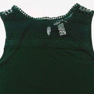 H&M Tops - NWOT - H&M - Crochet Sleeveless Top